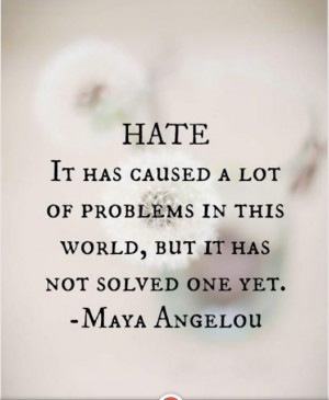 Hate quote