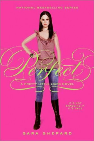 Perfect by Sara Shepard - Review