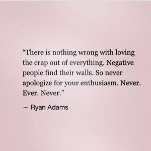best love quotes - there is nothing wrong with loving the crap out of ...