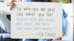 Funny photos inspirational dr seuss quote self esteem