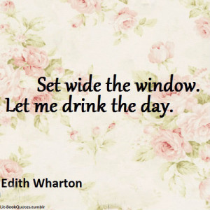 Edith Wharton Quotes (Images)