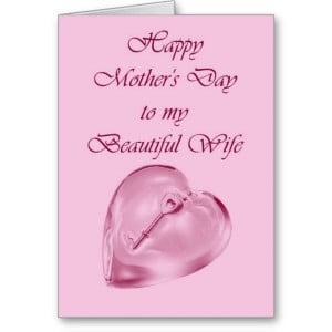 mother's day quotes from husband to wife