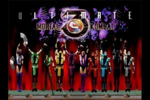 Mortal kombat - Ultimate Mortal Kombat 3