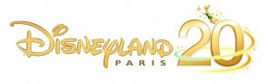 ... pleased to be associated with Disneyland Paris for the last 20 Years