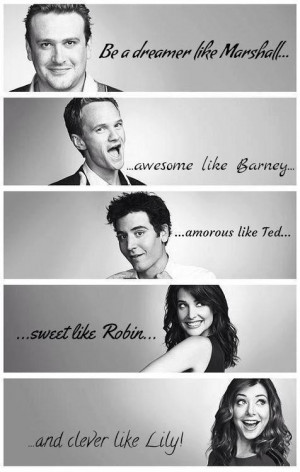 Robin How I Met Your Mother Quotes HIMYM - how-i-met-your-mother