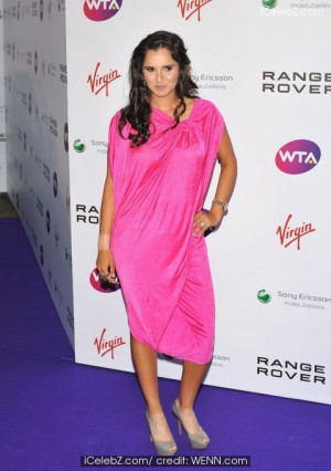 Pre-Wimbledon Party held at The Roof Gardens - Arrivals