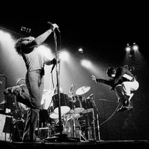 The Who perform in 1973-Dave Ellis/Getty Images