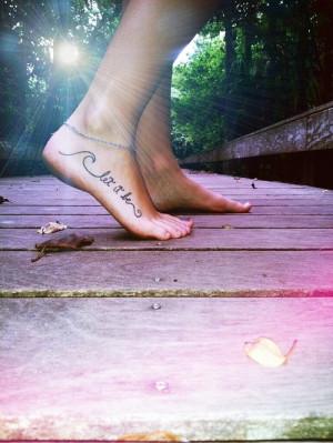 TATUAŻE na stopach - Oryginalne & inspirujące wzory w sam raz na ...