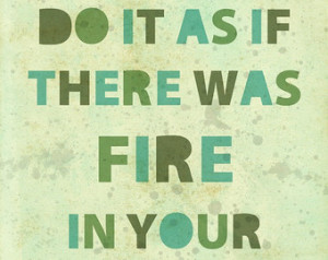 Inspirational Home Decor Irish Proverb Wall Art Typography Poster ...