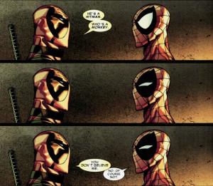 Spider-Man Comics Quote-1
