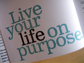 Purpose Quotes & Sayings