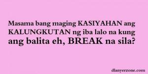 Malupit na mga Tagalog Love Quotes