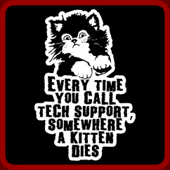 Funny Tech Support Sayings