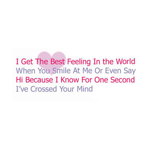 Flirty Myspace Quote Graphics - Myspace Quotes - Polyvore