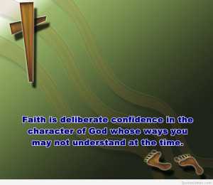 Awesome Faith wallpaper with quote new 2015
