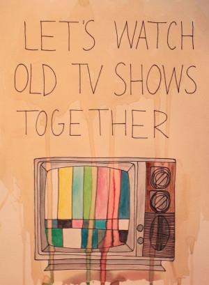 Let's watch old TV shows together | Television nostalgia | Source ...