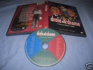 DROLE DR DRAME DVD A FILM BY MARCEL CARNE B W 1937