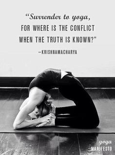 Yoga Poses And Quotes #quote #yoga #pose