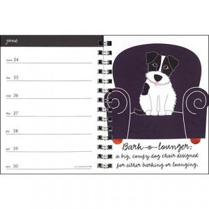 Home > Obsolete >Pawsitive Wisdom 2013 Small Engagement Calendar