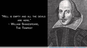 William Shakespeare Poems and Quotes