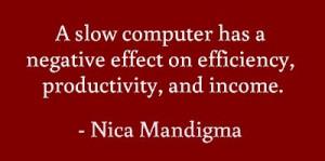 slow computer #quote