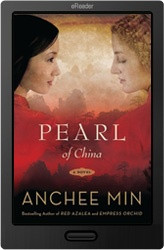 Reading groups: Pearl of China by Anchee Min