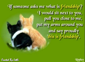 think this is so cute & send it out to all my friends