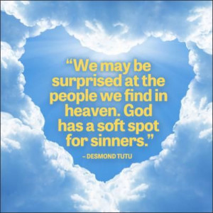 Heaven Quote by Bishop Desmond Tutu - Inspirational Quotes from ...