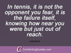 Quotations From Andy Murray