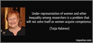 Women Inequality Quote
