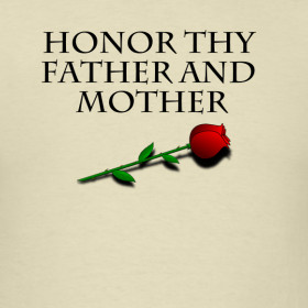 Design ~ Honor Thy Father and Mother