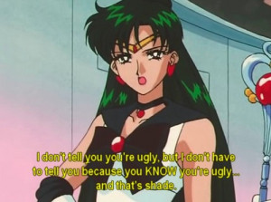 sailor moon sailor pluto paris is burning