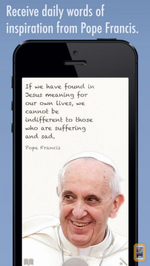 Screenshot - Pope Francis Daily Surprise