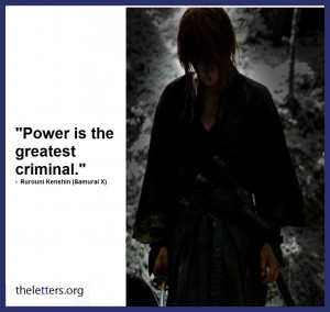 Samurai Quotes Quotes from samurai x