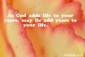 religious birthday wishes quotes