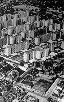 Pruitt-Igoe and the End of Modernity