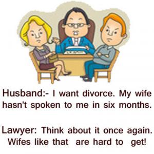 Facebook Funny Husband and Wife Cartoon