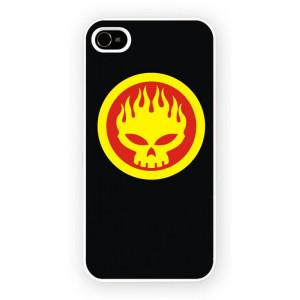 The Offspring Logo Iphone And Case