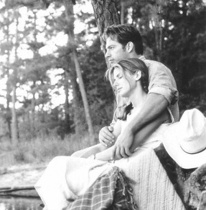 Still of Sandra Bullock and Harry Connick Jr. in Hope Floats (1998)