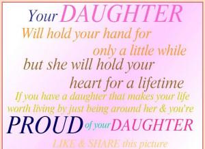 Love You Daughter Quotes Love You Daughter Quotes