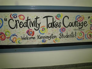 Creativity Takes Courage - Education Quote