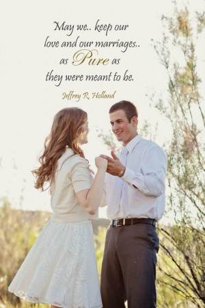and best within us be ours as we keep our love and our marriages ...