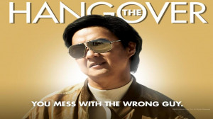 Mr Chow Hangover Quotes