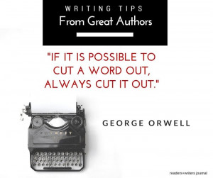 Authors On Writing – Quotes From Great Writers About How To Write ...