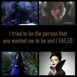 Ouat Regina quote