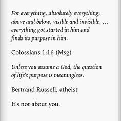 Rick Warren- purpose driven life