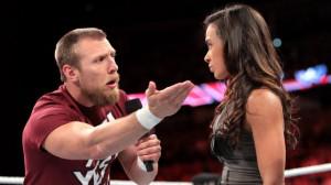 WWE CM Punk, AJ and Bryan open Raw