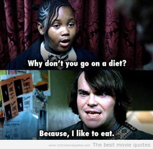 School of Rock Quotes
