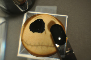 ... Skellington Cookie – How to make a Nightmare before Christmas Cookie