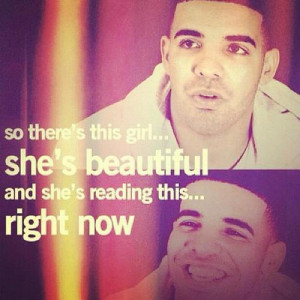 So there's this girl .. She's beautifull and she's reading this ...